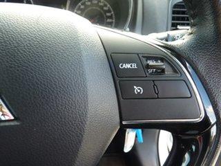 2019 Mitsubishi ASX XC MY19 ES 2WD ADAS White 1 Speed Constant Variable Wagon
