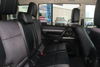 2017 Mitsubishi Pajero NX MY17 GLS Sterling Silver 5 Speed Sports Automatic Wagon