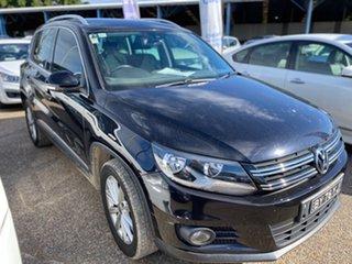 2012 Volkswagen Tiguan 5N MY13 155TSI DSG 4MOTION 7 Speed Sports Automatic Dual Clutch Wagon.