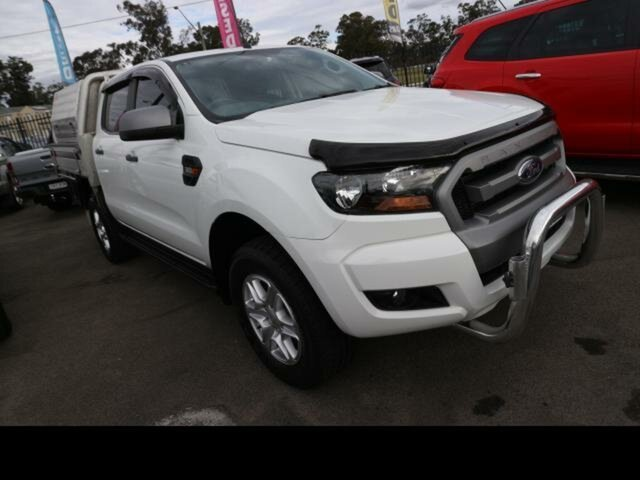 Used Ford Ranger Kingswood, Ford 2017 DOUBLE PU XLS . 3.2D 6A 4X4