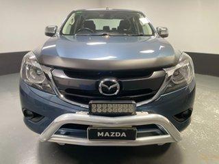 2018 Mazda BT-50 UR0YG1 XTR Blue 6 Speed Sports Automatic Utility.