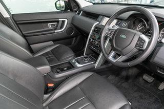 2018 Land Rover Discovery Sport L550 19MY SE Santorini Black 9 Speed Sports Automatic Wagon.