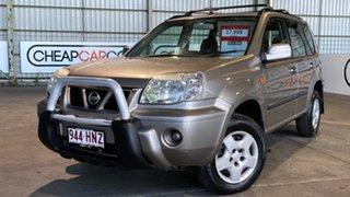 2003 Nissan X-Trail T30 ST Silver 4 Speed Automatic Wagon.
