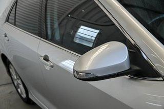 2017 Toyota Aurion GSV50R AT-X Silver 6 Speed Sports Automatic Sedan.