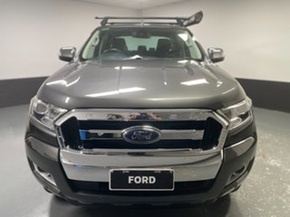 2018 Ford Ranger PX MkII 2018.00MY XLT Double Cab Magnetic 6 Speed Manual Utility.