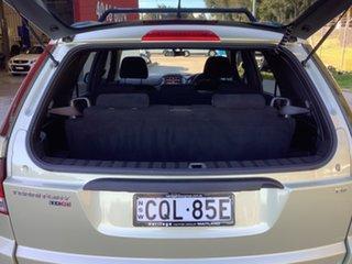 2013 Ford Territory SZ TS Seq Sport Shift Gold 6 Speed Sports Automatic Wagon