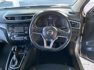2018 Nissan Qashqai ST Silver Constant Variable Wagon