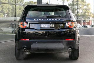 2018 Land Rover Discovery Sport L550 19MY SE Santorini Black 9 Speed Sports Automatic Wagon