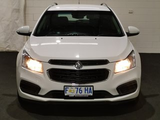 2016 Holden Cruze JH Series II MY16 CD Sportwagon Summit White 6 Speed Sports Automatic Wagon