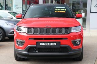 2020 Jeep Compass M6 MY20 S-Limited Red 9 Speed Automatic Wagon