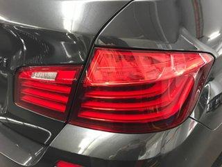 2013 BMW 5 Series F10 LCI 528i Steptronic M Sport Grey 8 Speed Sports Automatic Sedan