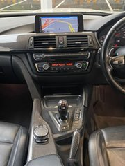2014 BMW M3 F80 M-DCT White 7 Speed Sports Automatic Dual Clutch Sedan.