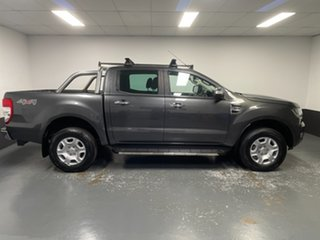 2018 Ford Ranger PX MkII 2018.00MY XLT Double Cab Magnetic 6 Speed Manual Utility