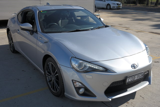 Used Toyota 86 ZN6 GTS Maryville, 2014 Toyota 86 ZN6 GTS Silver 6 Speed Sports Automatic Coupe