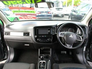 2014 Mitsubishi Outlander Grey 4 Speed Automatic Wagon