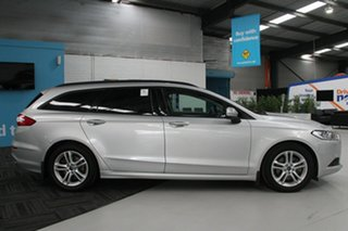 2016 Ford Mondeo MD Ambiente Silver 6 Speed Automatic Wagon