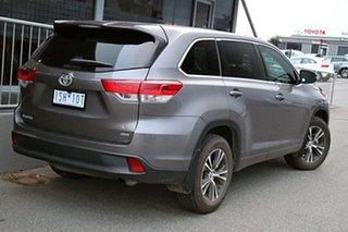 2019 Toyota Kluger GSU55R GX AWD Grey 8 Speed Sports Automatic Wagon.