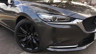2021 Mazda 6 GL1033 GT SP SKYACTIV-Drive Machine Grey 6 Speed Sports Automatic Sedan.
