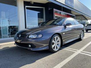 2003 Holden Monaro V2 Series II CV8 Purple Haze 4 Speed Automatic Coupe