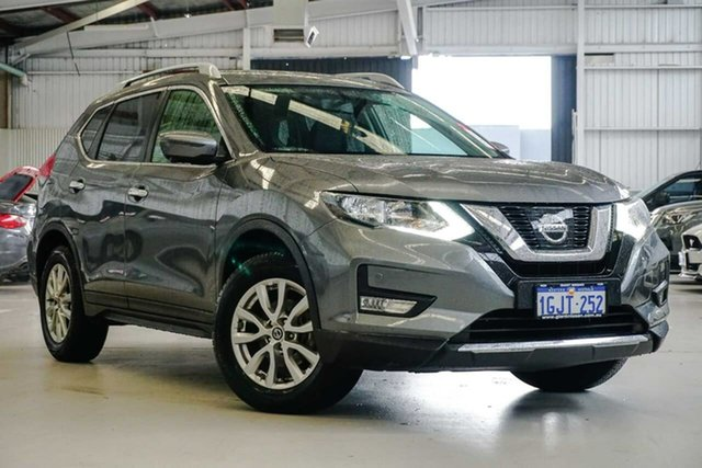 Used Nissan X-Trail T32 Series II ST-L X-tronic 2WD Osborne Park, 2017 Nissan X-Trail T32 Series II ST-L X-tronic 2WD Grey 7 Speed Constant Variable Wagon