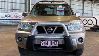 2003 Nissan X-Trail T30 ST Silver 4 Speed Automatic Wagon