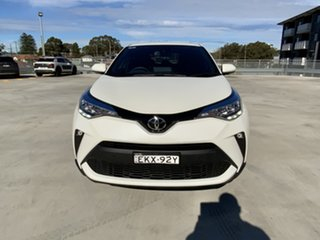2020 Toyota C-HR NGX50R S-CVT AWD White 7 Speed Constant Variable Wagon.