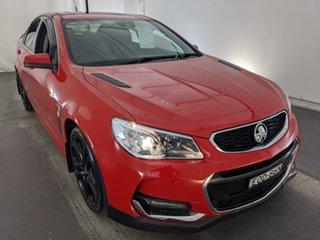 2015 Holden Commodore VF II MY16 SS V Redline Red 6 Speed Sports Automatic Sedan.