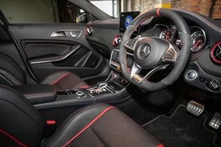 2019 Mercedes-Benz GLA-Class X156 809+059MY GLA45 AMG SPEEDSHIFT DCT 4MATIC Mountain Grey 7 Speed.