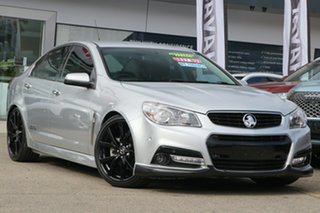 2014 Holden Commodore VF MY14 SS V Silver 6 Speed Sports Automatic Sedan.