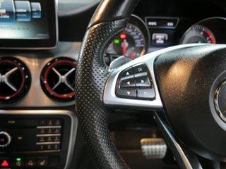 2015 Mercedes-Benz CLA-Class X117 806MY CLA250 Shooting Brake DCT 4MATIC Sport Red 7 Speed