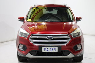 2017 Ford Escape ZG Trend Red 6 Speed Sports Automatic SUV.