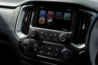 2016 Holden Colorado RG MY17 Z71 Pickup Crew Cab White 6 Speed Manual Utility
