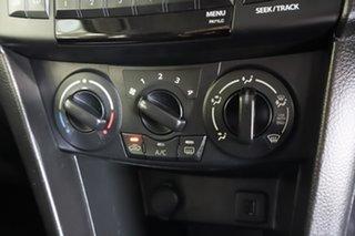 2011 Suzuki Swift FZ GA White 5 Speed Manual Hatchback