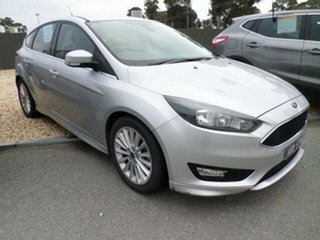 2015 Ford Focus LZ Sport 6 Speed Automatic Hatchback.