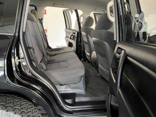 2013 Toyota Landcruiser VDJ200R MY13 GX Black 6 Speed Sports Automatic Wagon