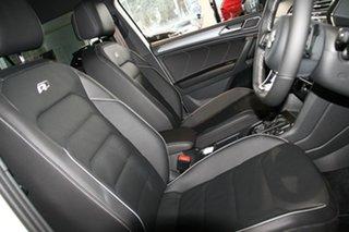 2021 Volkswagen Tiguan 5N MY21 162TSI Wolfsburg Edition DSG 4MOTION Allspace Pure White 7 Speed