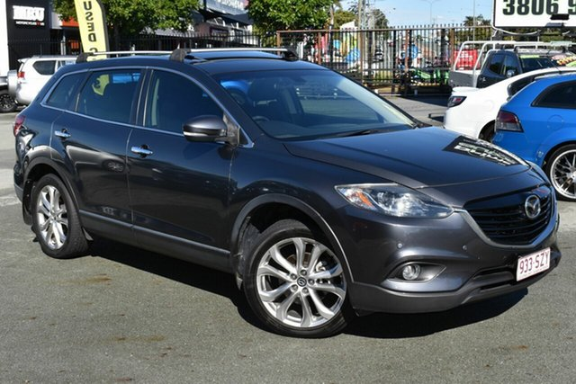 Used Mazda CX-9 10 Upgrade Luxury Underwood, 2012 Mazda CX-9 10 Upgrade Luxury Grey 6 Speed Auto Activematic Wagon