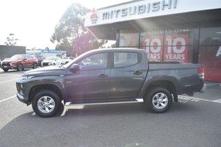 2021 Mitsubishi Triton MR MY21 GLX+ Double Cab Graphite Grey 6 Speed Sports Automatic Utility