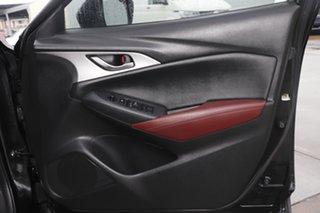 2016 Mazda CX-3 DK4W7A sTouring SKYACTIV-Drive i-ACTIV AWD Jet Black 6 Speed Sports Automatic Wagon
