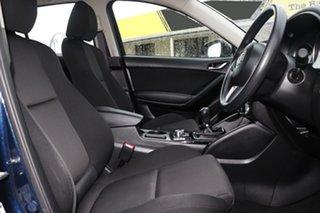 2016 Mazda CX-5 KE1072 Maxx SKYACTIV-MT FWD Dc Blue 6 Speed Manual Wagon