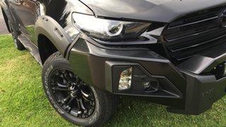 2021 Mazda BT-50 TFS40J Thunder True Black 6 Speed Sports Automatic Utility.