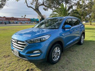 2017 Hyundai Tucson TLe MY17 Active 2WD Ara Blue 6 Speed Sports Automatic Wagon.