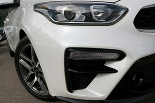 2018 Kia Cerato YD MY18 Sport+ White 6 Speed Sports Automatic Sedan.