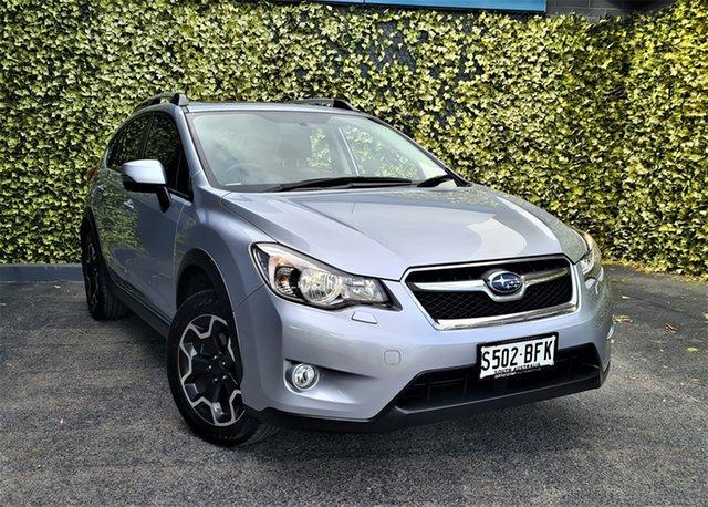 Used Subaru XV G4X MY14 2.0i AWD St Marys, 2014 Subaru XV G4X MY14 2.0i AWD Silver 6 Speed Manual Wagon