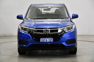 2020 Honda HR-V MY21 VTi Blue 1 Speed Constant Variable Hatchback.