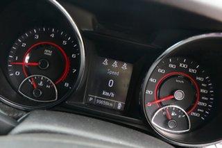 2014 Holden Commodore VF MY14 SV6 Storm Orange 6 Speed Sports Automatic Sedan