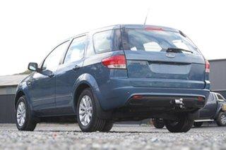 2016 Ford Territory SZ MkII TX Seq Sport Shift Blue 6 Speed Sports Automatic Wagon.
