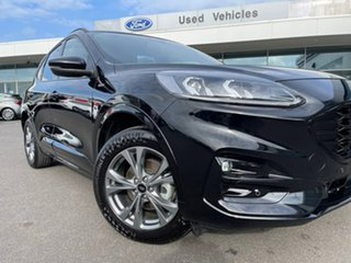 2020 Ford Escape ZH 2020.75MY ST-Line Black 8 Speed Sports Automatic SUV.