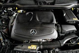 2015 Mercedes-Benz GLA250 4Matic X156 MY15 Black 7 Speed Auto Dual Clutch Wagon