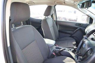 2011 Ford Ranger PX XL White 6 Speed Manual Utility